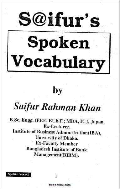 Saifurs Spoken Vocabulary-min
