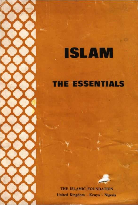Islam The Essentials