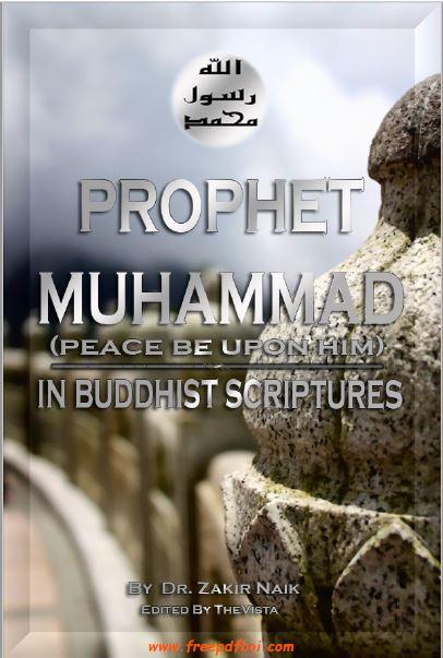 Prophet Muhammad in Buddhist-min